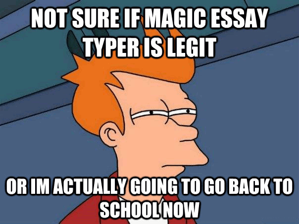 magic essay typer