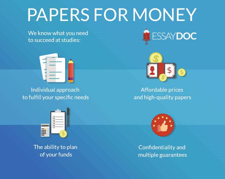 papers for money